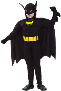 Bat-Hero-Costume