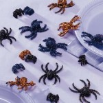 table scatters - creepy critters