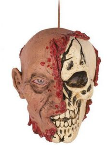 halloween-zombie-head