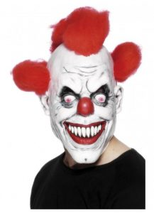 c26385-clown mask